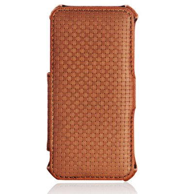 ФОТО USAMS Flip Design Artificial Leather and Plastic Wallet Case for iPhone 5