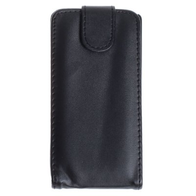 Durable Vertical Magnet Flip PU Leather and Plastic Case for Nokia Lumia 520 ( Black )Cases &amp; Leather<br>Durable Vertical Magnet Flip PU Leather and Plastic Case for Nokia Lumia 520 ( Black )<br>