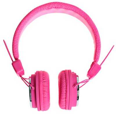Kanen Fashion Design IP-850 Studio Headphone for iPhone/iPod/iPad, Support Incoming Call Function (Pink)On-ear &amp; Over-ear Headphones<br>Kanen Fashion Design IP-850 Studio Headphone for iPhone/iPod/iPad, Support Incoming Call Function (Pink)<br>