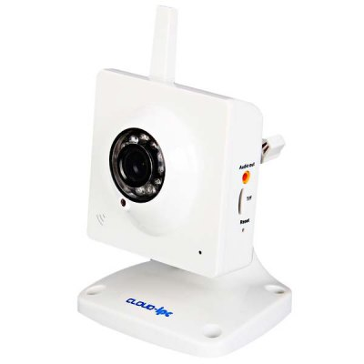 CLOUD-ipc HD1 720P Full HD Plug and Play Mini Wireless Audio CCTV Security IP CameraIP Cameras<br>CLOUD-ipc HD1 720P Full HD Plug and Play Mini Wireless Audio CCTV Security IP Camera<br>