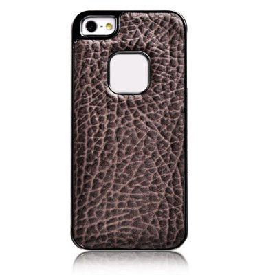 Baseus Tribe Series Elephant Texture Electroplating Case for iPhone 5