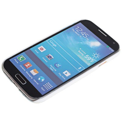Epidemic National Style Protective PVC Hard Shell Case for Samsung Galaxy S4