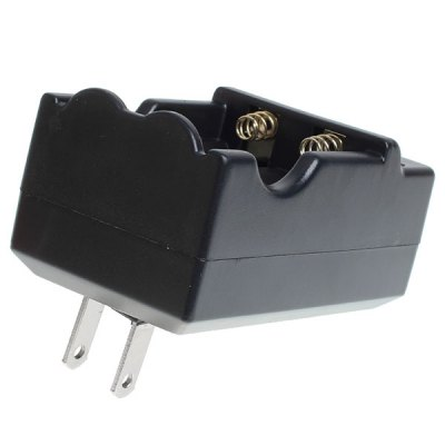 Dual 14500 Rechargeable Li-Ion Battery Charger