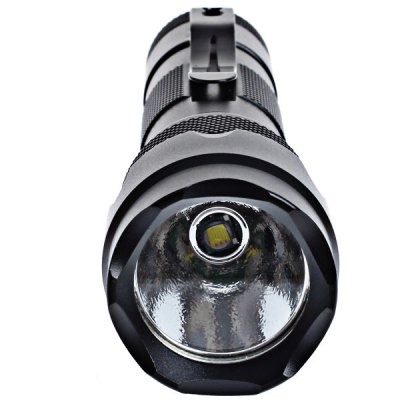 Фотография Brinyte D48 - 02 Cree XM - L U2 480lm 5 - Mode White Light 18650 LED Flashlight with Battery and Charger