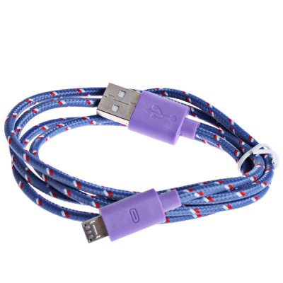 Marking Pattern Micro USB Cable