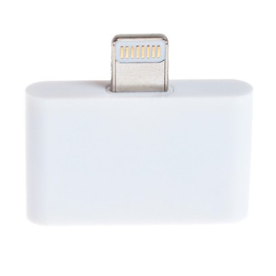 Гаджет   Special and Portable High Quality 8 Pin to 30 Pin Connector for iPhone 5 / 4 / 4S iPhone Cables & Adapters