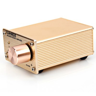 A910 Isoundyou Digital Audio Power Amplifier With Line 5 Speaker Syste