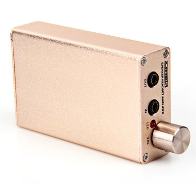 A970 Isoundyou Mobile Headphone Amplifier With Line 5 Speaker System (