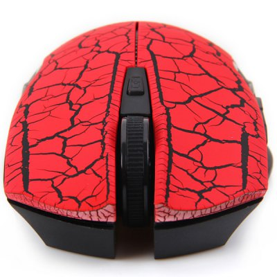 3229 Fashionable Wireless Mouse with Page Forward and Page Backward Keys
