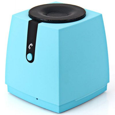UI - B30 Portable Stereo Bluetooth Speaker with FM Scan Raido FunctionSpeakers<br>UI - B30 Portable Stereo Bluetooth Speaker with FM Scan Raido Function<br><br>Model: UI-B30<br>Design: Cool, Stylish, Mini, Portable<br>Features: Bluetooth Stereo Speaker, Hand-free Call Function, Use Mega Bass and Hi-fi<br>Supports: Hands-free Calls, Volume Control, TF Card Music Playing, Microphone<br>Functions: Stereo<br>Compatible With: TF/Micro SD Card, iPhone, MP4, PSP, MP5, Laptop, Mobile Phone, Tablet PC, PC, iPod, MP3<br>Connection: Wireless<br>Interface: 3.5mm Audio, TF Card Slot, Power Charge Port<br>Audio Source: TF/Micro SD Card, Electronic Products with USB port<br>Color: Gray, Red, White, Blue<br>Bluetooth Version: V2.1+EDR<br>Protocol : APTX<br>Power Output: 5W<br>Freq: 90Hz-20KHz<br>S/N: 80dB<br>Power Source: USB<br>Charging Voltage: DC 5V<br>Product Weight: 0.232 kg<br>Package Weight: 0.43 kg<br>Product Size (L x W x H): 8.0 x 8.0 x 8.0 cm<br>Package Size (L x W x H): 14.0 x 11.0 x 9.0 cm<br>Package Contents: 1 x Bluetooth Stereo Speaker, 1 x USB Cable, 1 x Audio Cable, 1 x English User