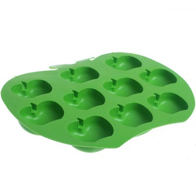Apple Shaped Design Ice Mould Ice Cube Maker