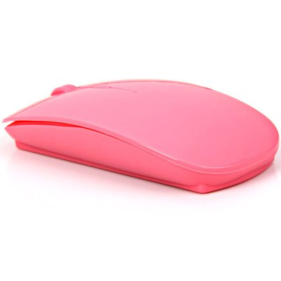 A100 Ultrathin 2.4GHz Wireless Optical Mouse Compatible with Windows and Mac OS