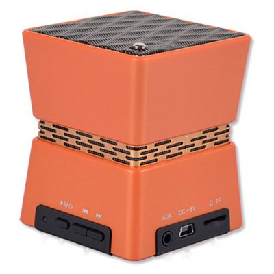 E7 Rhombohedral Design Speaker Built - In Replaceable Lithium - Ion Ba