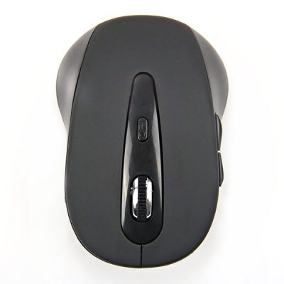ФОТО Ergonomic Design Bluetooth 3.0 Mouse Support 10m Operating Distance