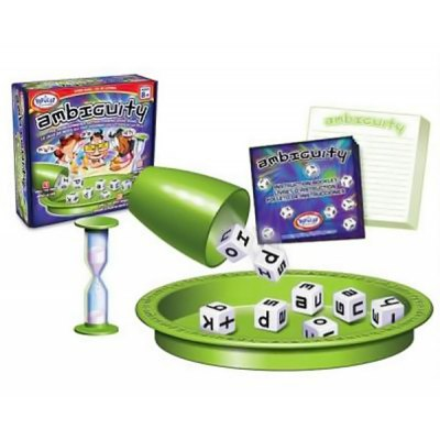 Ambiguity Word Game Puzzle Toy