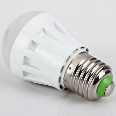 E27 12 - SMD 2835 LED 3W 85 - 265V White Ball Bulb