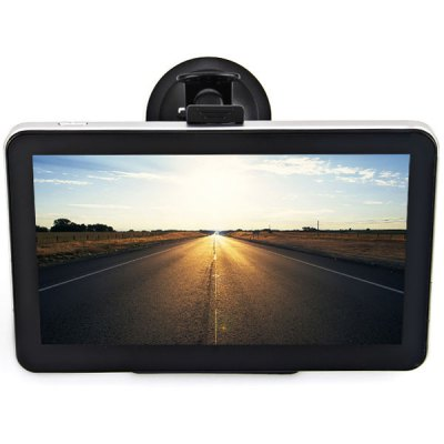 Гаджет   AW - 704 7 - Inch 800 x 480 TFT Touch Screen 128MB 4GB Car GPS Navigation with Multimedia Function Car GPS & Tracking