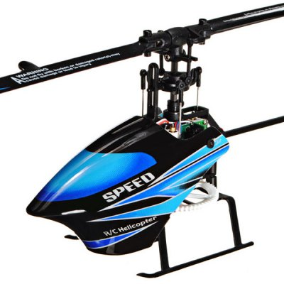 Гаджет   WLtoys Updated Version V933 2.4GHz Single Blade 6CH 3 - Axis Gyro RC 3D Mini Helicopter RC Helicopters