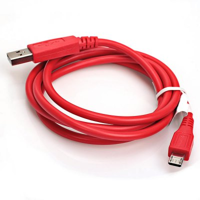 1M Portable Male USB2.0 to Male Micro USB Smart Cable