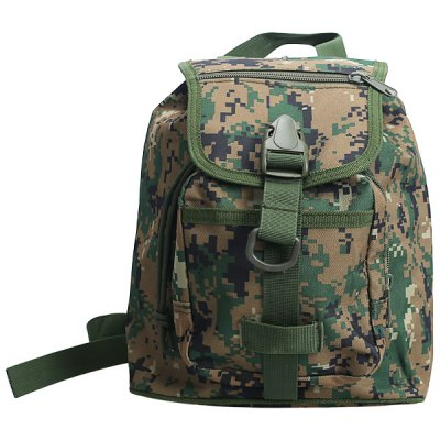 Super Quality Outdoor Military Multi-function Backpack Waterproof  Sundries Pack - Brown