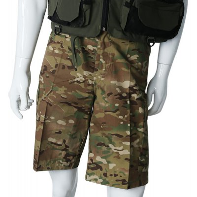 Camouflage Outdoor Shorts Tactical Shorts