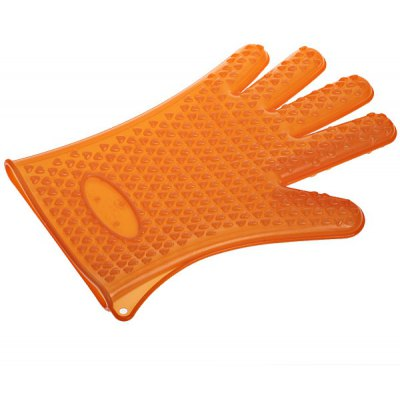 High Quality Anti-slip Heat-resistant Household Silicone Glove