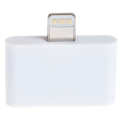 8 Pin to 30 Pin Connector Adapter for iPhone 5 / 4 / 4S