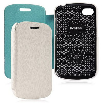Baseus Slim PU Leather Case for Blackberry Q10
