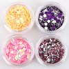 Beautiful Heart & Flower & Moon Shape Nail Beautify Paster for Manicure Uses (12 Boxes) deal