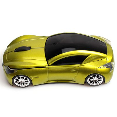 2.4GHZ 3230 JITE Supercool Car Style for Laptop/PC Optical Mouse