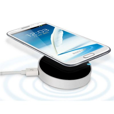 Metrans MWT03S Wireless Charger and Receiver for Samsung N7100