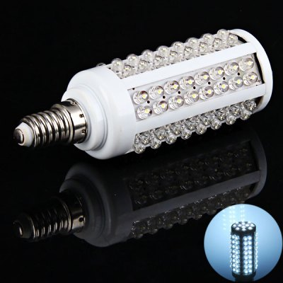 E14 108 - LED 220V 3W 220lm White Corn Lamp