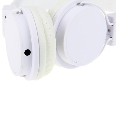 EX09i Folding Headphone with Wired Control In - coming Phone Call Function