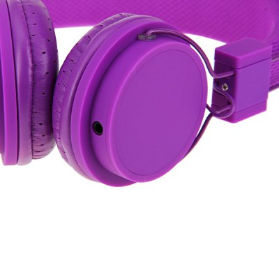 Гаджет   EX09i Folding Headphone with Wired Control In - coming Phone Call Function Headsets
