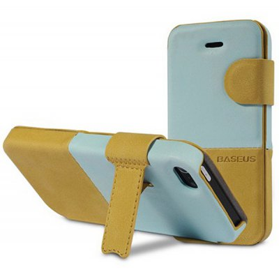 Baseus Lively Flip Wallet Stand Case for iPhone 5