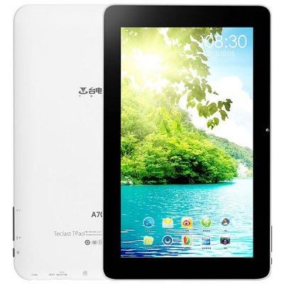 Android 4.2 Telcast A70 Tablet PC All Winner A13 1GHz with 7 inch WVGA Screen 8GB ROM0 Camera