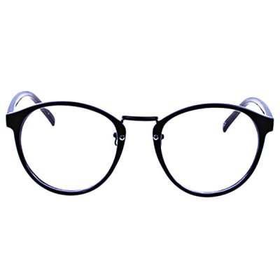 Stylish Unisex Eyeglasses with Black Frame Super Clear Transparent LensCycling<br>Stylish Unisex Eyeglasses with Black Frame Super Clear Transparent Lens<br><br>Type: Plain Eyeglasses<br>For: Outdoor activities, shoping, fashion etc.<br>Functions: Fashion,prevent wind and sand into you eyes<br>Gender: Unisex<br>Lens color: Transparent<br>Frame color: Black<br>Lens width: 6 cm<br>Lens height: 4.3 cm<br>Nose bridge width: 1.7 cm<br>Glasses width: 14 cm<br>Earstems length: 13.6 cm<br>Frame material: High-nickel alloy, TR90<br>Lens material : High qulity PC<br>Product weight   : 23 g<br>Package weight   : 120 g<br>Package size (L x W x H)  : 17.5 x 9 x 6 cm<br>Package contents: 1 x Sunglasses,1 x Case