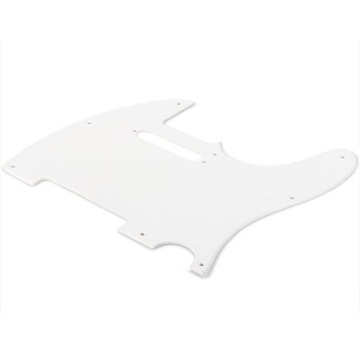 MG-002 1-PLY Pickguard Scratch Plate for Telecaster Style Guitar