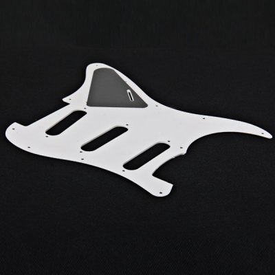 MA-002 Practical 1-PLY SSS Pickguard for Guitar - White