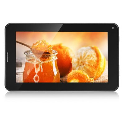 7 inch Capacitive WVGA MEK8317 Dual Core 8GB Excelvan ET702 Android 4.2 GPS 2G Phablet