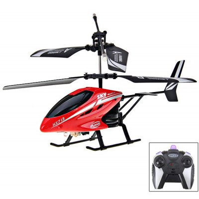 HX713 2CH RC Helicopter
