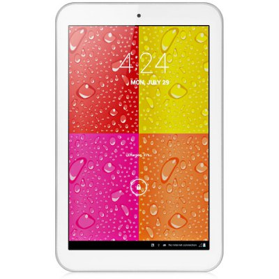 Allfine Fine8 Style Android 4.2 Tablet PC with 8.1 inch WXGA IPS Screen ATM7029 Quad Core 1.2GHz 1GB RAM 8GB ROM Bluetooth Dual Cameras WiFi