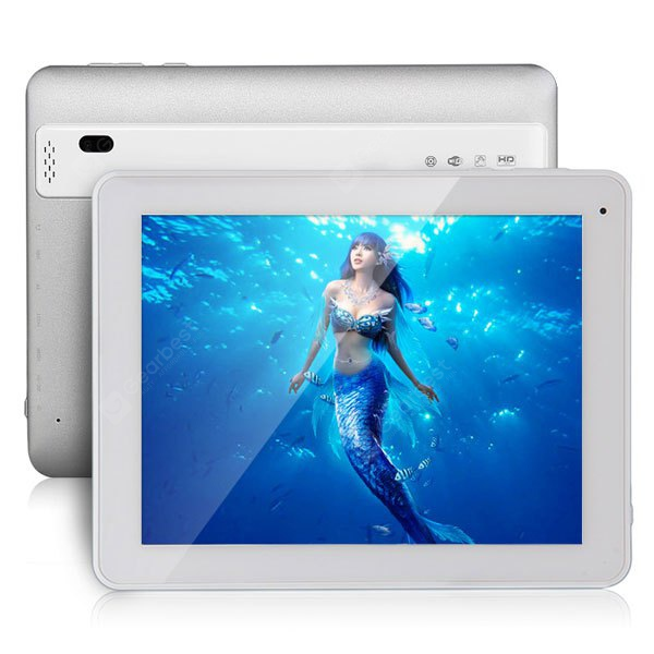 Android 4.1 Excelvan ET902 Tablet PC RK3188 Quad Core 1.6GHz 9.7 inch Retina QXGA Screen 2GB RAM 16G