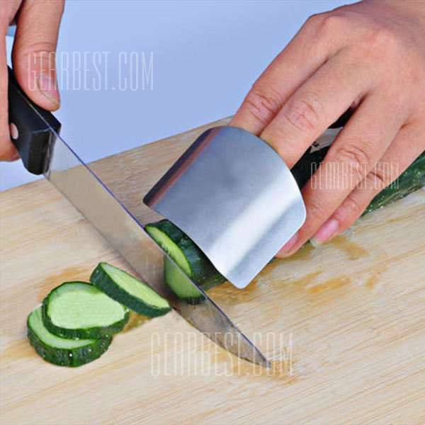 Domestic Kitchen Cook Tool Chopping Vegetables Armguard for Protecting Your Fingers