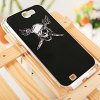 Cool Skull Head Style Flasher LED Color Changed Protector Case for Samsung Galaxy Note 2 N7100 ( Flash While Calling or Called ) - Black deal