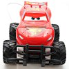 NO.6605 Exquisite Cars Member Lightning McQueen Rip Stick Racers R/C Car Toy  -  Red for sale