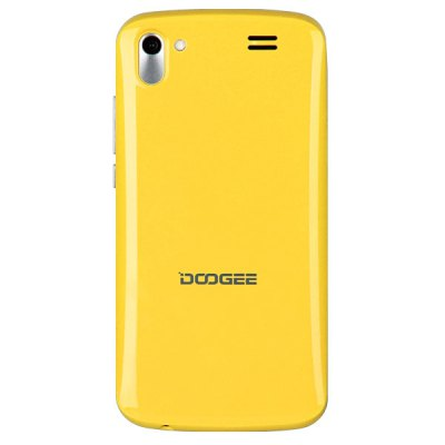 DOOGEE - DOOGEE Collo DG100 4 inch Android 4.2 3G Smart Phone MTK6572 Dual Core 1.3GHz WVGA Screen 512MB RAM 4GB ROM GPS 5MP Camera