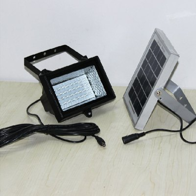 CIS - 57130 3W 450Lm 6000K 32 x LED Solar Garden Flood Light