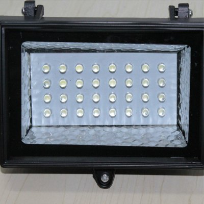 CIS - 57130 3W 450Lm 6000K 32 x LED Solar Garden Flood LightOutdoor Lights<br>CIS - 57130 3W 450Lm 6000K 32 x LED Solar Garden Flood Light<br><br>Powered source: Battery,Solar<br>Light Type: Night Light,Solar Light<br>Color Temperature: 6000K<br>Luminous Flux: 450Lm<br>Optional Light Color: Natural White<br>Features: Rechargeable,Sensor,Waterproof<br>Rated Power (W): 3W<br>Battery Voltage: 3.7V<br>Package weight: 1.000 kg<br>Package size (L x W x H): 19.00 x 13.00 x 15.00 cm / 7.48 x 5.12 x 5.91 inches<br>Package Contents: 1 x Solar Flood Light