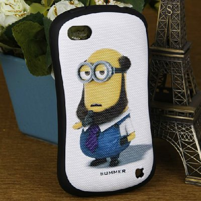 Despicable Me PC and Silicone Case for iPhone 4 / 4S